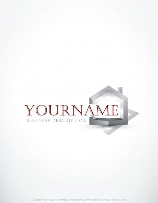 3074--Real-Estate-house-logo-design-templates
