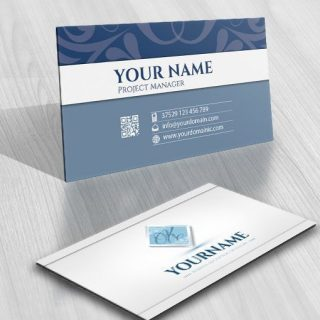 3086-company-letters-logo-business-card-design