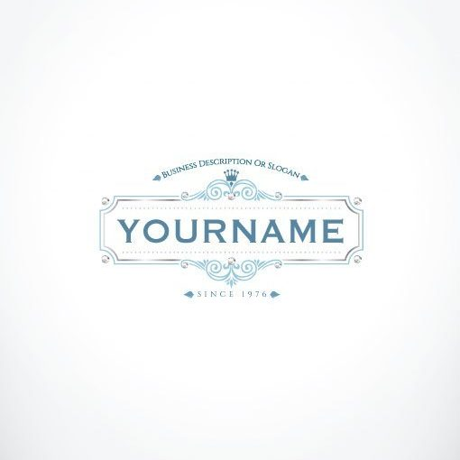 3091-vintage-diamonds-logo-design-templates