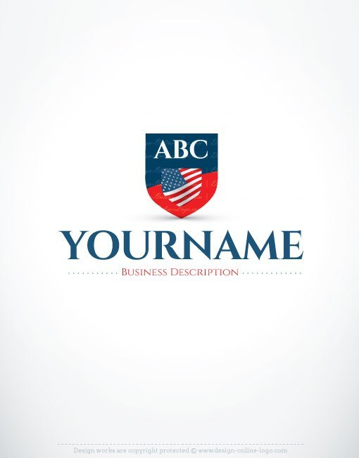 3100-Alphabet-usa-logo-design-templates