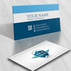 3108-Shield-logo-free-business-card-design