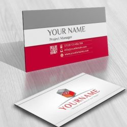 311-initials-logo-free-business-card-design