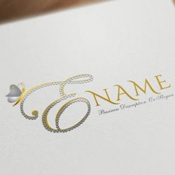 diamonds-initials-logo-design-templates