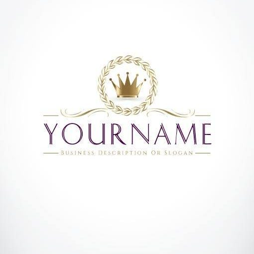 exclusive logo design crown logo images