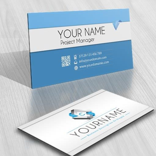 3145-abc-logo-Images-free-business-card-design