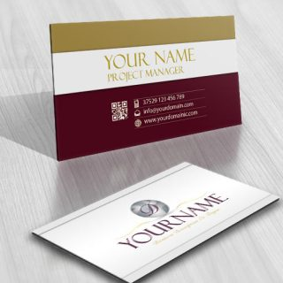 3148-3D-ball-Logo-Images-free-business-card-design