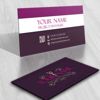 3152-Hair-salon-Logo-Images-free-business-card-design