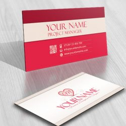 3156-heart-logo-Images-free-business-card-design