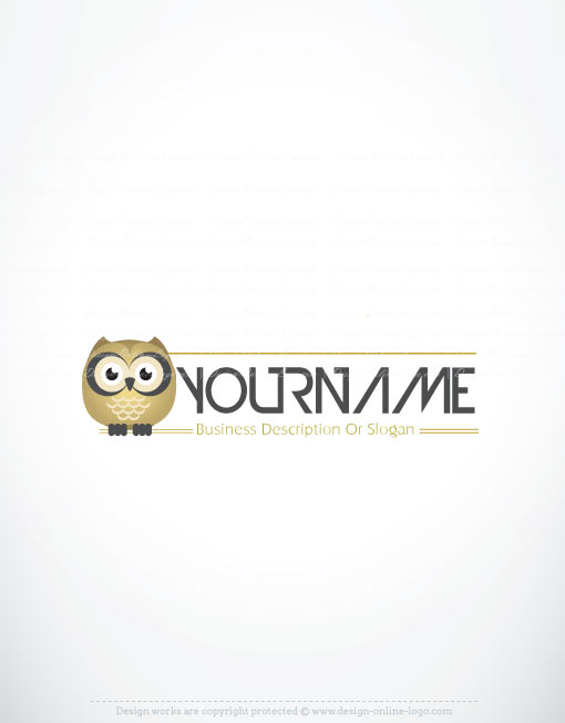 3158-create-a-logo-owl-templates