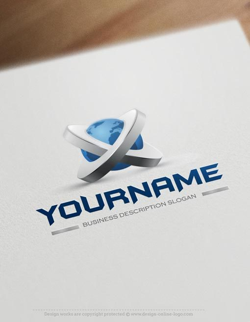 3d-globe-logo-template-for-sale
