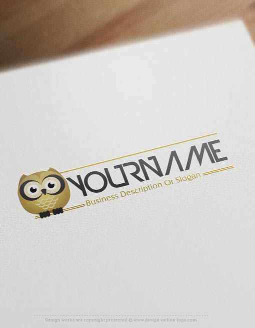 create-a-logo-owl-templates