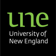 university_of_new_england logo
