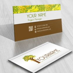 3166-medical-tree-logos-Images-free-business-card-design