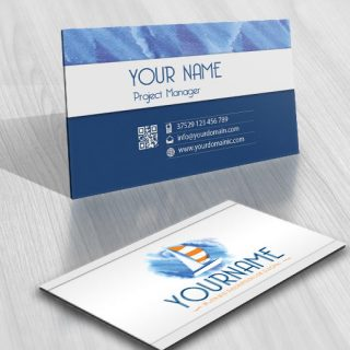 3168-Ship-logos-Images-free-business-card-design