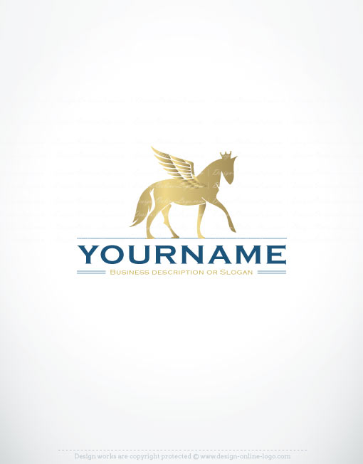 Exclusive Logo Design: Pegasus Logo images Modern Law Firm Logos