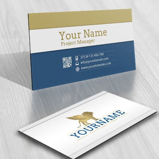 3180-lion-logos-Images-free-business-card-design