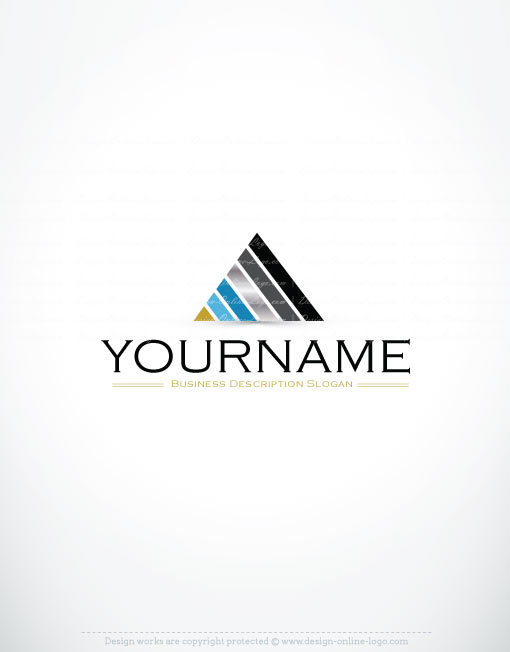 3185-create-a-logo-Triangle-logo-templates