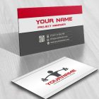 3190-gym-logos-Images-free-business-card-design