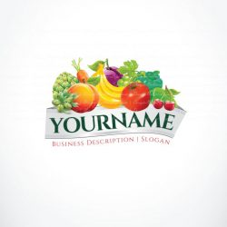 3192-create-a-logo-Fruit-Vegetable-logo-templates