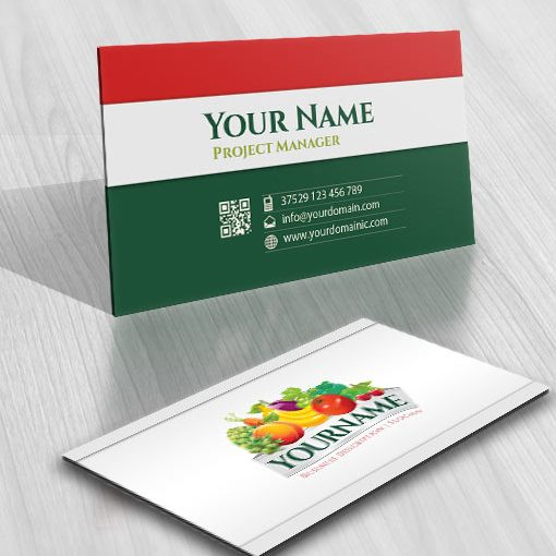 3192-food-logos-Images-free-business-card-design