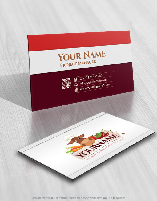 3194-restaurant-logos-Images-free-business-card-design