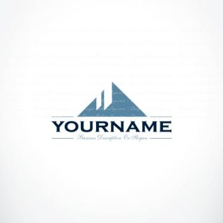 3196-create-a-logo-Simple-triangle-logo-templates