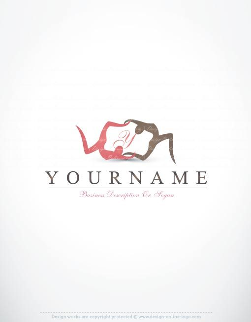 Exclusive Logo Design Yoga Logo Images Free Business Card
