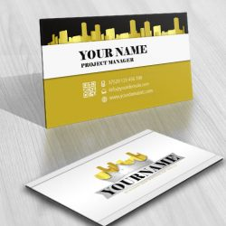 3209-crown-city-logos-Images-free-business-card-design