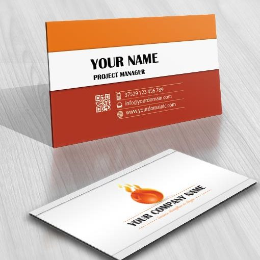 3223-fire-logos-Images-free-business-card-design