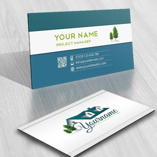 3252-Real-Estate-house-Images-free-card-design