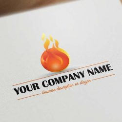 create-a-logo-fire-logo-templates