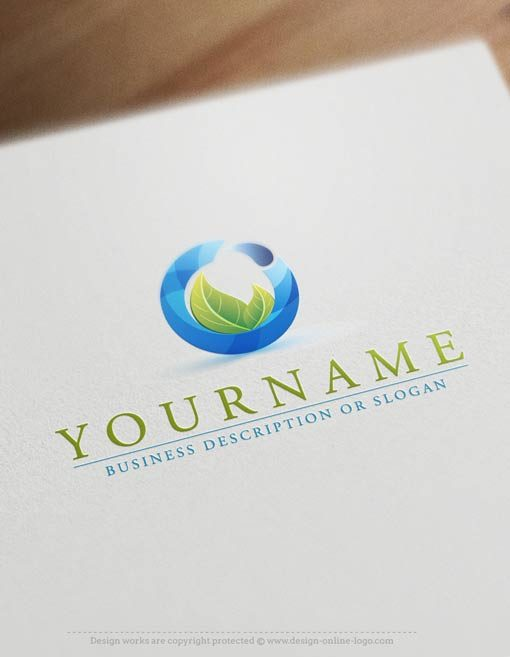 eco-leaf-water-logo-template