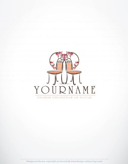 Exclusive logo design interior decor logo free business for Interior designs logos