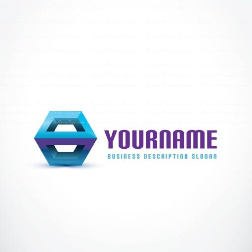3266-ready-made-3d-logo-template