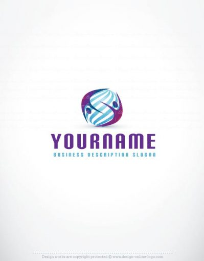 3267-ready-made-3d-people-logo-template