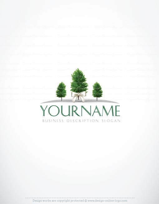 3280-ready-made-gift-tree-logo-template