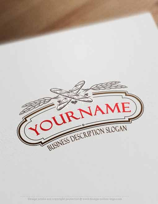 Bakery-logo-template