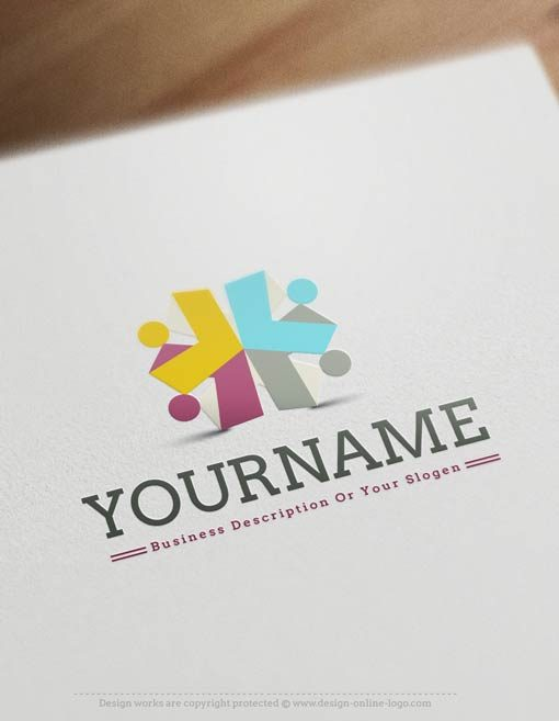Group-people-logo-design-template