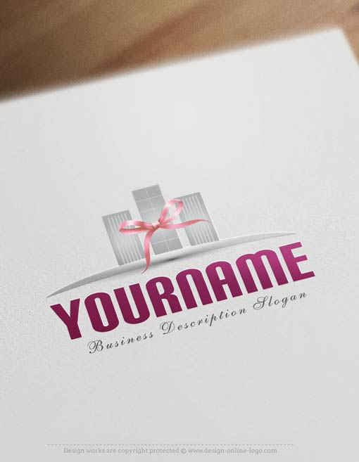 Real-Estate-gift-logo-template