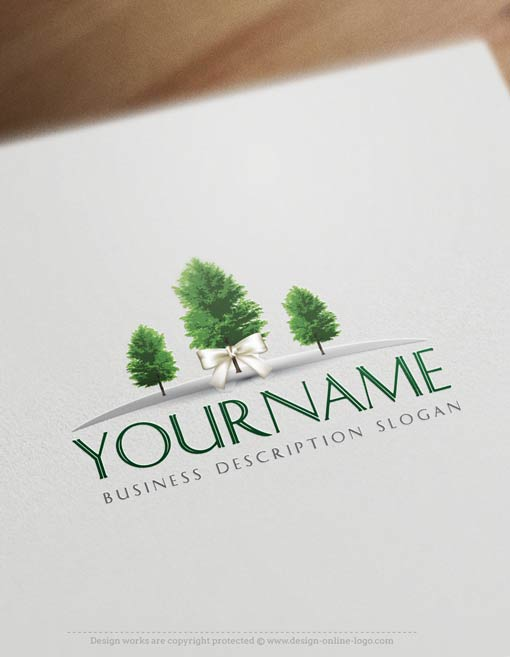 gift-tree-logo-template