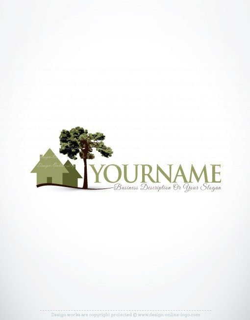 3296-online-tree-house-logo-design-template