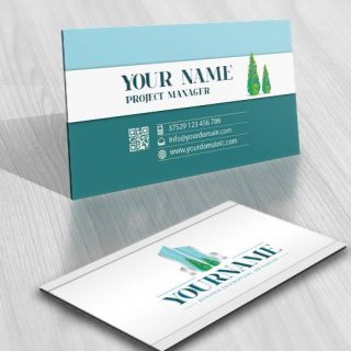 3299-Real-Estate-modern-Images-free-card-design