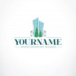 3299-modern-Real-Estate-logo-template