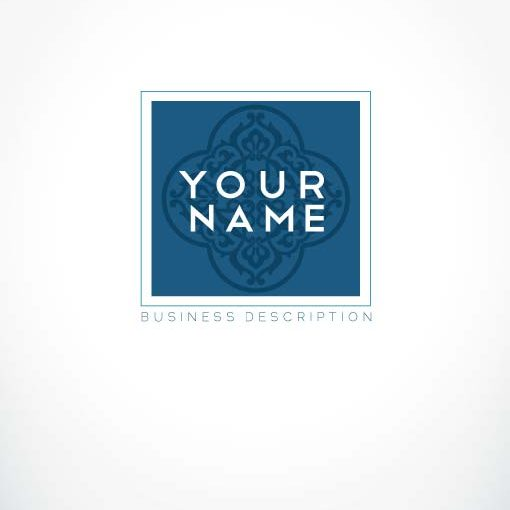 3332-Simple-frame-logo-design