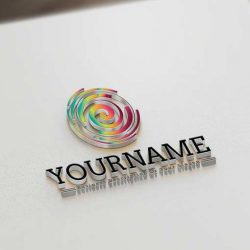 Colorful-spiral-logo-design-template