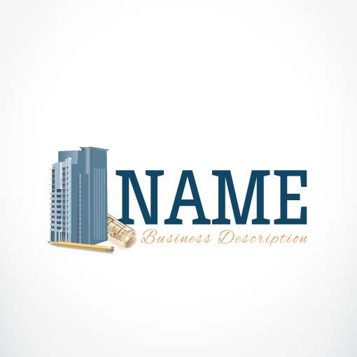 3352-Architect-logo-design-template