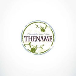 3358-olive-logo-design-template