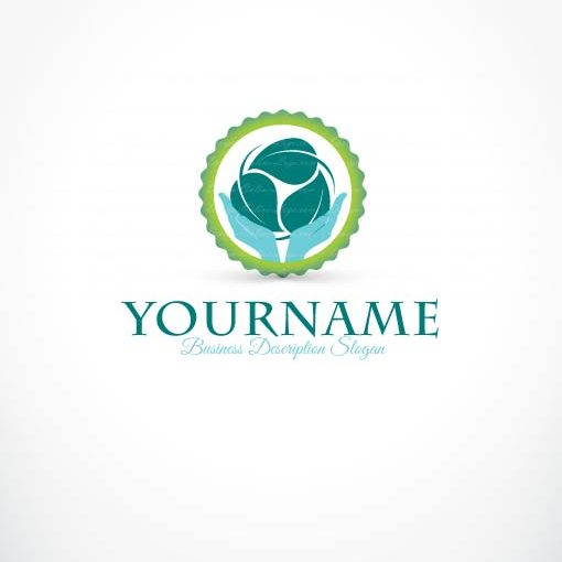 3361-green-leaf-logo-design-template