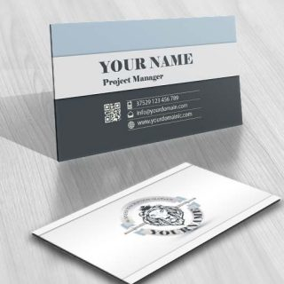 3366-lion-head-logo-Image-free-card-design