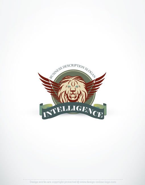 3367-create-a-logo-lion-head-logos